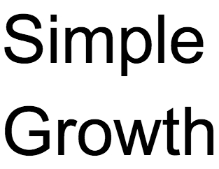 SimpleGrowth